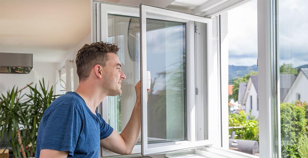 Insektenschutz Fenster Drehrahmen Chemnitz