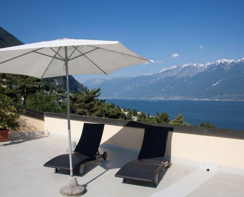 Sonnenschutz Terasse und Balkon
