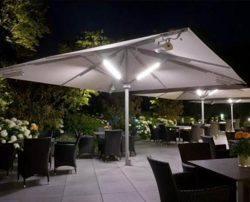 Sonnenschirme Chemnitz für Gastronomie